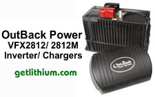OutBack Power inverter chargers, e-panels and off-grid energy system components, MPPT solar charge controllers...